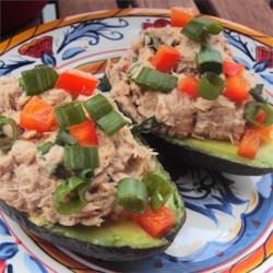 Avocado and Tuna Tapas Recipe - Allrecipes.com