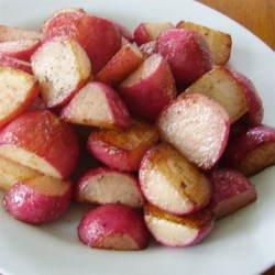 Sauteed Radishes Recipe