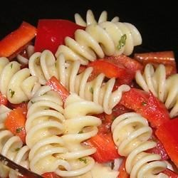Photo of Spicy Summer Pasta Salad by sal