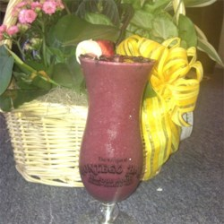 4th of July Blast Smoothie