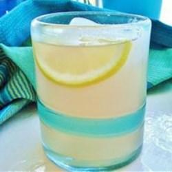 Rhubarb Lemonade Recipe