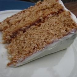 President Andrew Jackson's Favorite Blackberry Jam Cake |