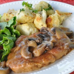 Pork Marsala Recipe