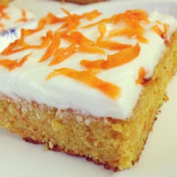 Mary Anne's Carrot Cake |