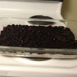 Sweet Blueberry Cream Cheese Pie Recipe