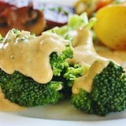 Glen's Cheese Sauce Recipe