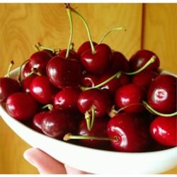 Chelan cherries