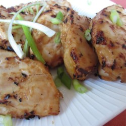Peanut-Ginger Marinade Recipe