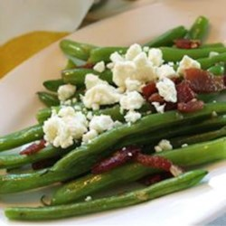 Bacon Feta Beans Recipe