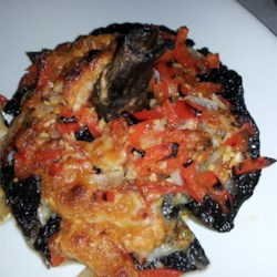 Grilled Portobello Mushrooms Recipe