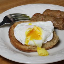 Chef John's Poached Eggs Recipe