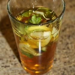 Rob and Becky's Pimm's(TM) Lemonade Recipe