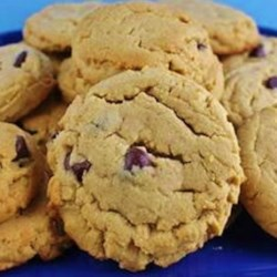Peanut Butter Chocolate Chip Cookies from Heaven Recipe