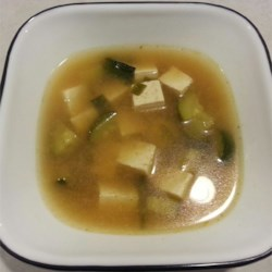 Quick and Simple Korean Doenjang Chigae (Bean Paste/Tofu Soup) Recipe
