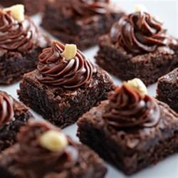 Mocha Hazelnut Dessert Bites Recipe
