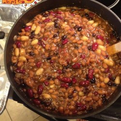 Beans, Beans, and Beans Recipe