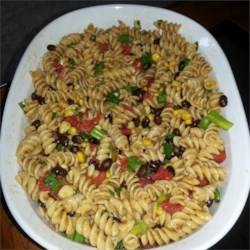 Cold Southwestern Bow Tie Pasta Recipe