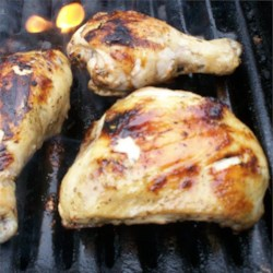 Barbeque Chicken Recipe