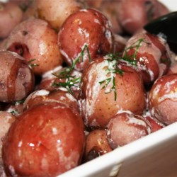 Syracuse Salt Potatoes Recipe