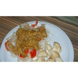 Curry Pork Tenderloin Recipe