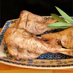 Turkey Drumsticks Perfecto Recipe