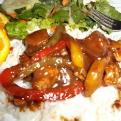 Teriyaki and Pineapple Chicken Recipe