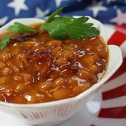 Oven-Baked Beans