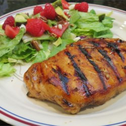 Vinegar Grilled Chicken Recipe