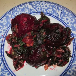 Beets on the Grill Recipe