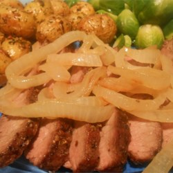 Flat Iron, Grilled Recipe