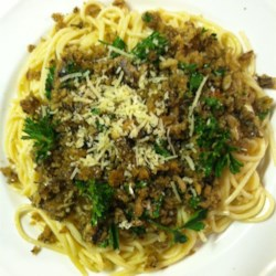 Pasta Con Sarde (Pasta with Sardines)