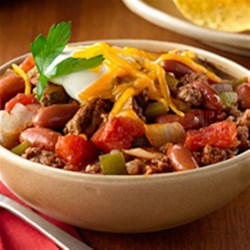 Easiest Ever Chili Recipe