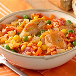 Spanish Chicken and Rice from Birds Eye(R) Recipe