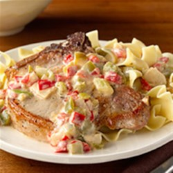 Photo of Smothered Pork Chops from Birds Eye® by Bird's Eye