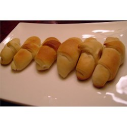 Sunday Dinner Rolls Recipe