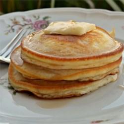 Grandad's Pancakes Recipe