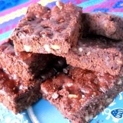 Triple Fudge Cookies