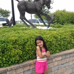 Jocelyn by Misty Statue