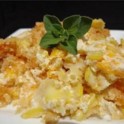 Mama's Summer Squash Casserole Recipe