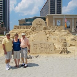World Championship Sand Sculpture