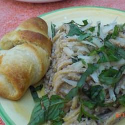 Ricotta Spaghetti Recipe