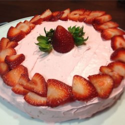 Strawberry Cake II
