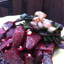 Beets and Greens Recipe