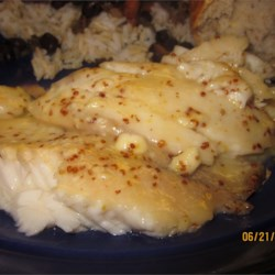 Sweet Dijon Basa Swai Fish (or a fish of your choice) Recipe