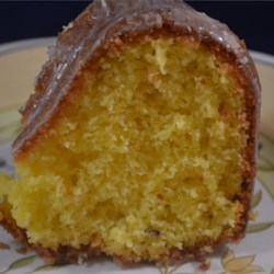Memaw's Lemon Sunshine Cake  Recipe