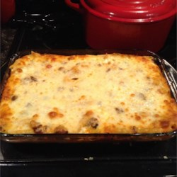 Pasta Lasagna Recipe - Allrecipes.com
