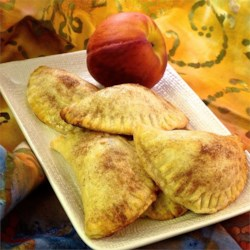 120 Calorie Peach Pies Recipe