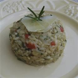 Andrew's Herb Risotto Recipe