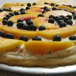 Fruit Pizza I