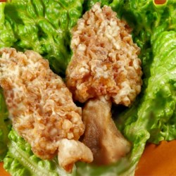 Simple Fried Morel Mushrooms  Recipe